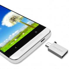 Memorie USB Transcend USB Jetflash 380S 32GB Argintiu - Stick USB Transcend, USB 2.0