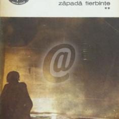 Zapada fierbinte, vol. 1, 2 - Carte in maghiara