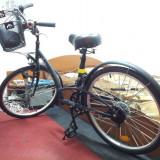 "Bicicleta b'twin Elup 26"" - Bicicleta Dama, 28 inch, Numar viteze: 3"