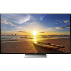 Televizor Sony LED Smart TV 3D KD65 XD9305 165cm Ultra HD 4K Black - Televizor LED