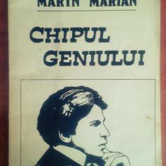Chipul geniului (George Enescu) - Marin Marian - Carte Arta muzicala