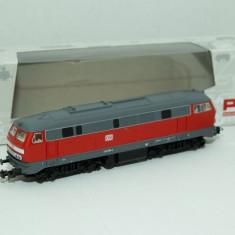 Locomotiva PIKO BR 218 scara HO 1 : 87 - Macheta Feroviara, Locomotive