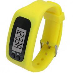 Bratara Fitness Star PM009 Yellow