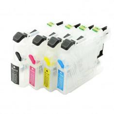 Consumabil Procart cartuse reincarcabile LC223 pentru imprimante Brother - Cartus imprimanta