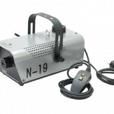 Masina de fum Eurolite N-19 SILVER