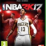Joc consola Take 2 Interactive NBA 2K17 pentru XBOX ONE - Jocuri Xbox