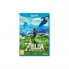 Joc consola Nintendo The Legend of Zelda Breath of the Wild Wii U - Jocuri WII U