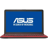 Laptop Asus VivoBook Max X541NA-GO009 15.6 inch HD Intel Core N3350 4GB DDR3 500GB HDD Red, Intel Celeron, 4 GB, 500 GB