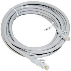 Cablu FTP VKO Patchcord Cat 6 5m Gri
