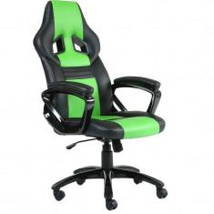 Scaun gaming Inaza Legion Black/Green