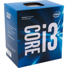 Procesor Intel Core i3-7320 Dual Core 4.1 GHz Socket 1151 Box - Procesor PC Intel, Intel Pentium Dual Core