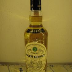 Whisky glen grant, 5 yeard . pure malt, cl 70 gr 40