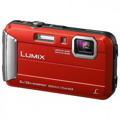 Aparat foto Panasonic DMC-FT30EP-R 16.1 MP Rosu - Aparate foto compacte