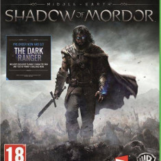 Joc consola Warner Bros Middle Earth Shadow Of Mordor Xbox one - Jocuri Xbox