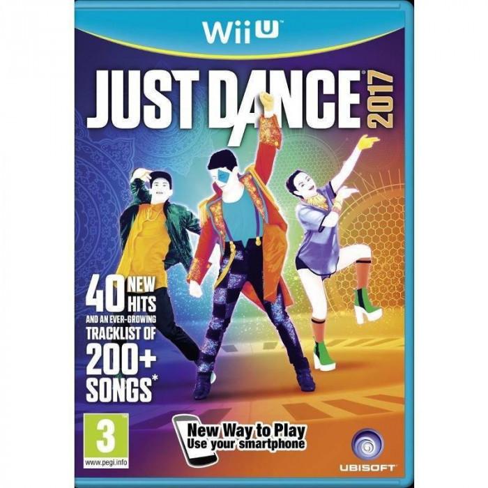 Joc consola Ubisoft Just Dance 2017 Wii U foto mare