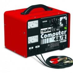 Redresor auto Telwin COMPUTER 48/2 PROF 230V Rosu, Peste 12