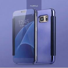 Husa clear view Samsung /  S6/S6 Edge/S6 Edge+/S7/S7 Edge/S8/S8+
