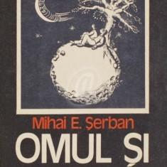 Omul si astrele - Carte Astronomie