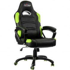 Scaun gaming Nitro Concepts C80 Comfort Black / Green