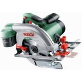 Fierastrau circular Bosch PKS 66 A 1600W 5000rpm 190mm