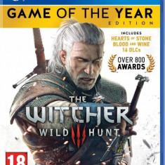 Joc consola CD Projekt S.A THE WITCHER 3 WILD HUNT GOTY EDITION pentru PS4 - Jocuri PS2