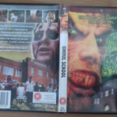 GHOUL SCHOOL - DVD [B] - Film SF, Engleza