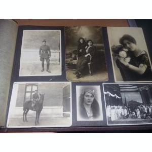 Album foto vechi 1940,poze familie,armata,teatru,peisaje,transport gratuit