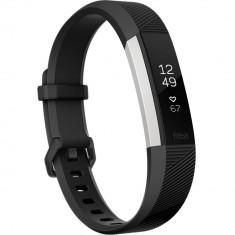 Bratara Fitness Fitbit Alta HR marimea L Black