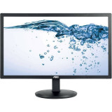 Monitor LED AOC E2280SWN 21.5 inch 5ms Black, 1920 x 1080