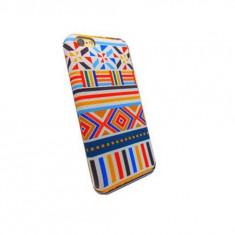 Husa Protectie Spate Serioux Textil model 07 pentru Apple iPhone 6 - Husa Telefon Serioux, iPhone 6/6S