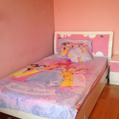 Mobila copii + saltea 2 fete ( vara/iarna) - Set mobila copii Altele
