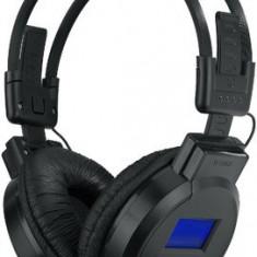 Casti stereo cu MP3 player Stage Line MD-3300P - Casti DJ