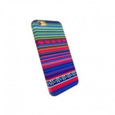 Husa Protectie Spate Serioux Textil model 04 pentru Apple iPhone 6, iPhone 6/6S