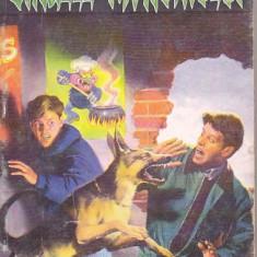 R.L. STINE - SANGELE MONSTRULUI - Carte Horror