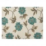 Suport pentru farfurie Heinner Home Flori Albastre 35 x 45 cm bumbac