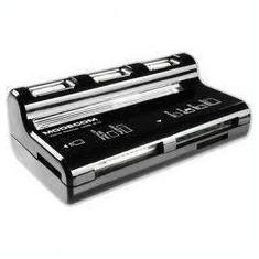 Card reader Modecom CR-WAVE + USB Hub