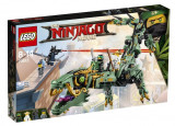 LEGO Ninjago - Robotul-balaur Ninja Verde 70612