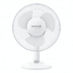 Ventilator de birou Sencor SFE 2320WH 30W White