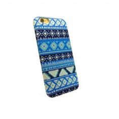 Husa Protectie Spate Serioux Textil model 06 pentru Apple iPhone 6 - Husa Telefon Serioux, iPhone 6/6S