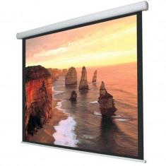 Ecran de proiectie electric LIGRA Cinedomus 16:10 280 x 214 cm