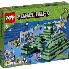 LEGO Minecraft - Monumentul din ocean 21136
