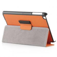 Husa tableta Modecom California Little portocalie pentru Apple iPad Mini