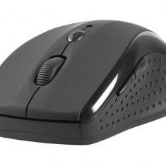 Mouse Tracer Blaster II Black RF nano, USB, Optica
