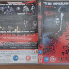 30 Days of Night - 2 Disc Special Edition - DVD [B] - Film SF, Engleza