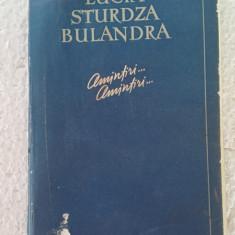 Amintiri, amintiri - LUCIA STURDZA BULANDRA - Roman