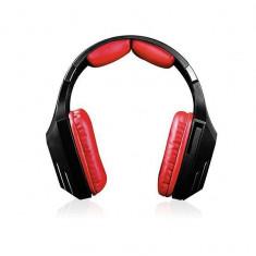 Casti MODE_COM MC-831 RAGE RED, Casti Over Ear, Cu fir, Mufa 3, 5mm