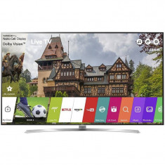 Televizor LG LED Smart TV 75 SJ955V 190cm 4K Ultra HD Silver - Televizor LED