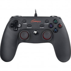 Gamepad wireless Natec Genesis PV65 PC PS3, Controller