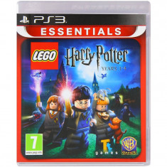 Joc consola Warner Bros LEGO Harry Potter Years 1-4 Essentials PS3 - Jocuri PS3