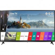 Televizor LG LED Smart TV 43 UJ6307 109cm 4K Ultra HD Black - Televizor LED LG, 108 cm